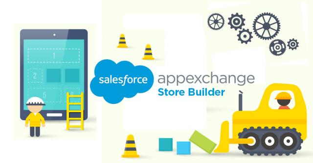 Salesforce AppExchange Store Builder