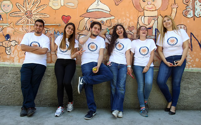 Türkiye Eğitim Gönüllüleri Vakfı (TEGV)