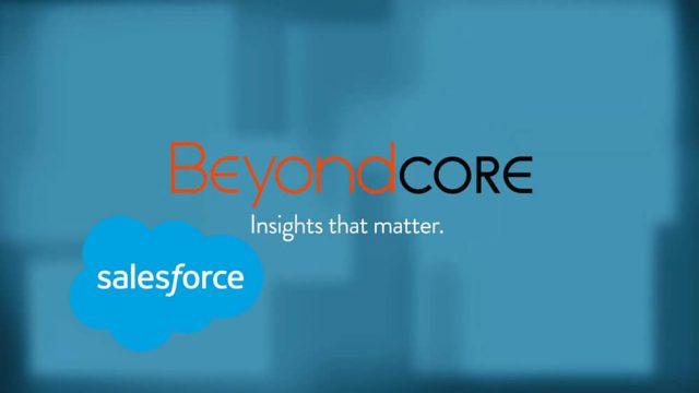 salesforce beyondcore